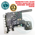 "APPLE MACBOOK PRO A1278 13"" 2010 LOGIC MAIN MOTHER BOARD SCHEDA MADRE 2.4 GHZ 820-2879-B"