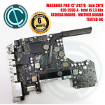 "APPLE MACBOOK PRO A1278 13"" 2011 SCHEDA MADRE MOTHER BOARD INTEL I5 2,3 GHZ 820-2936-A"